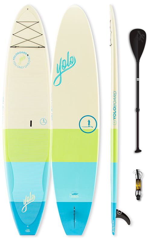 12_White_Stripe_Coastal_Cruiser_Paddleboard_Package
