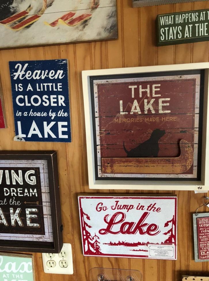Shop Signs 2018